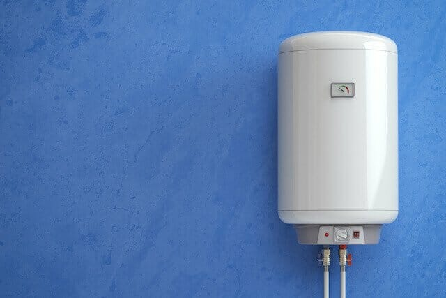 a small water heater may be preventing you from having enough hot water.